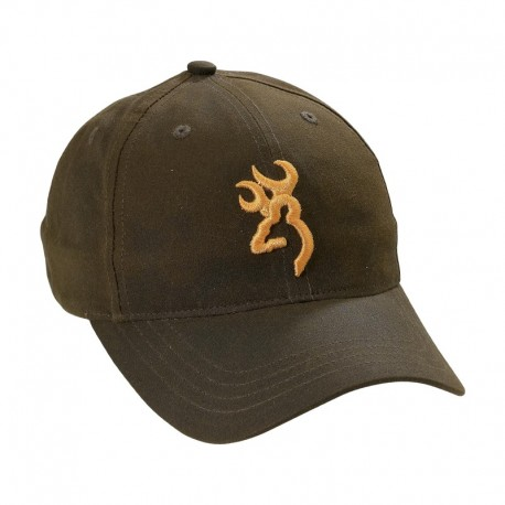 CASQUETTE DURAWAX  3D BROWNING
