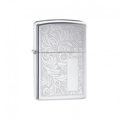 ZIPPO Venetian Silver