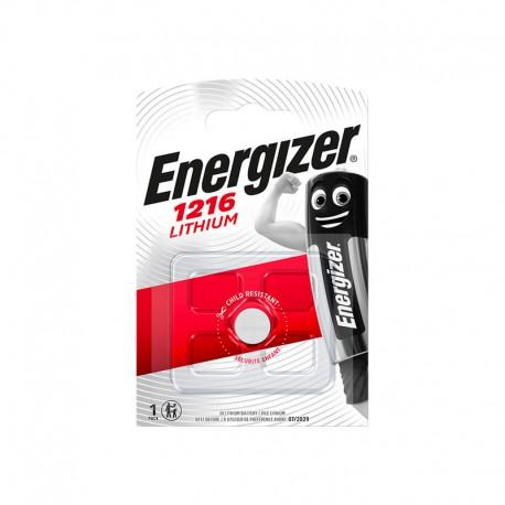 Pile lithium CR1216 ENERGIZER