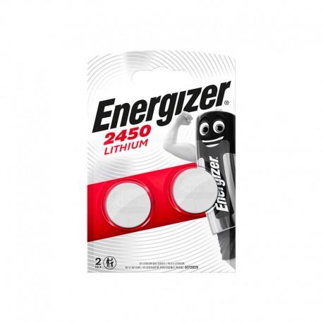 Piles lithium CR2450 ENERGIZER