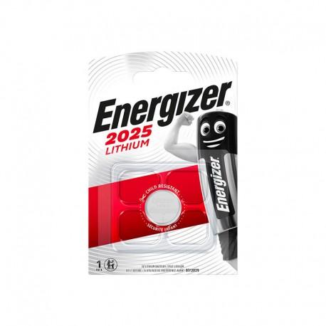 Pile lithium CR2025 ENERGIZER