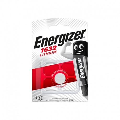 Pile lithium CR1632 ENERGIZER