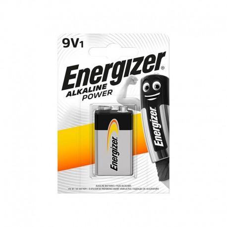 Pile energizer 9V-kayzershop.fr
