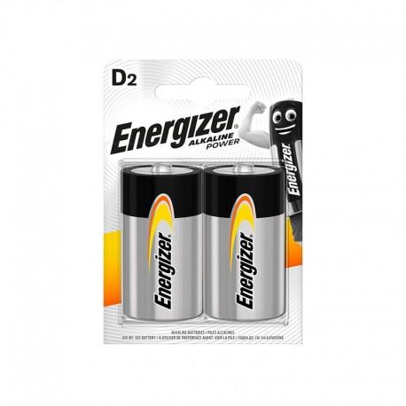 Pile D LR20 ENERGIZER