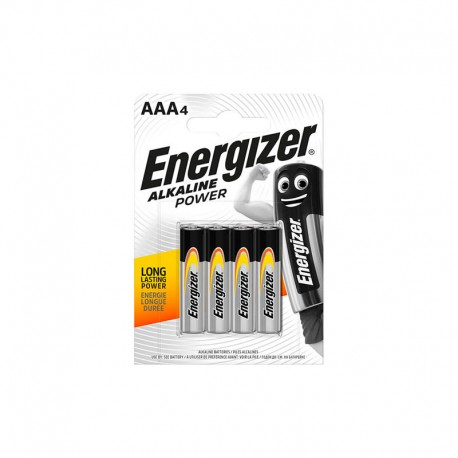 Piles AAA LR03 ENERGIZER