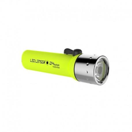 LED LENSER LAMPE PLONGEE D14.2